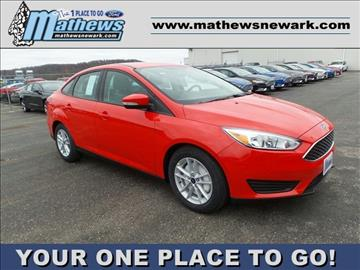 2017 Ford Focus for sale in Newark, OH