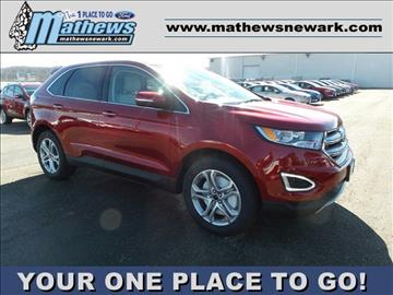 2017 Ford Edge for sale in Newark, OH