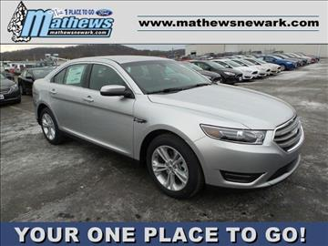 2017 Ford Taurus for sale in Newark, OH