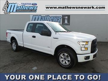 2015 Ford F-150 for sale in Newark, OH
