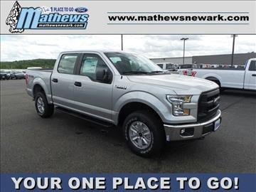 2017 Ford F-150 for sale in Newark, OH