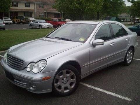 2005 Mercedes-Benz C-Class for sale at First Class Motors in Greeley CO