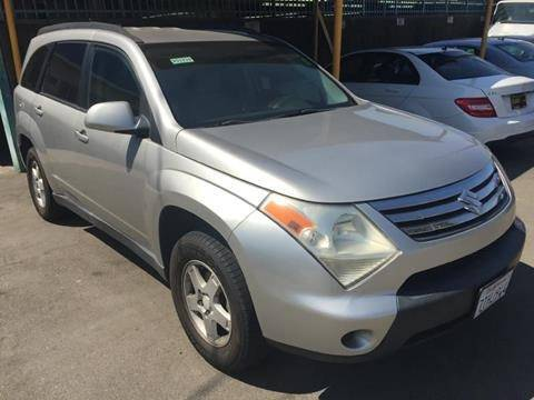2007 Suzuki XL7 for sale at First Class Motors in Greeley CO