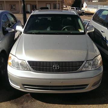 2000 Toyota Avalon for sale at First Class Motors in Greeley CO