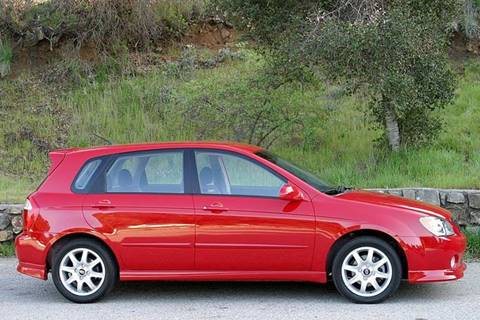 2005 Kia Spectra for sale at First Class Motors in Greeley CO