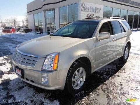 2008 Cadillac SRX for sale at First Class Motors in Greeley CO