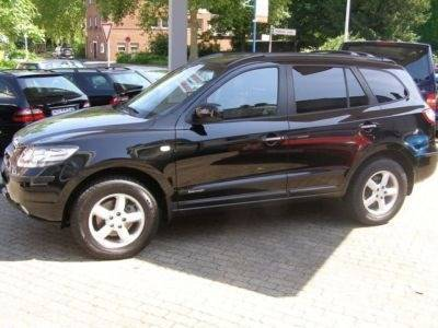 2007 Hyundai Santa Fe for sale at First Class Motors in Greeley CO