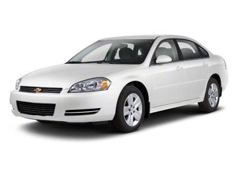 2011 Chevrolet Impala for sale at First Class Motors in Greeley CO