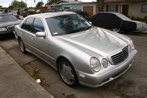 2000 Mercedes-Benz E-Class for sale at First Class Motors in Greeley CO