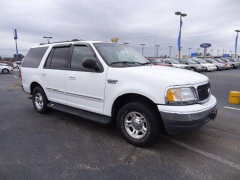 2001 Ford Expedition for sale at First Class Motors in Greeley CO