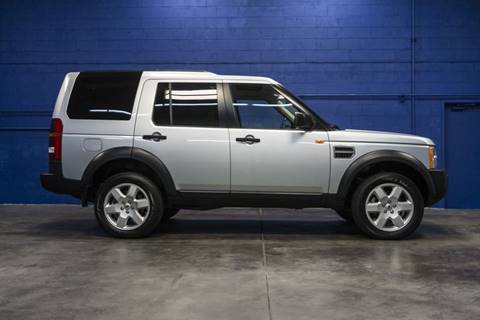 2006 Land Rover LR3 for sale at First Class Motors in Greeley CO