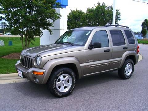 2003 Jeep Liberty for sale at First Class Motors in Greeley CO
