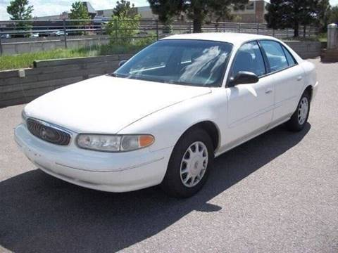 2003 Buick Century for sale at First Class Motors in Greeley CO