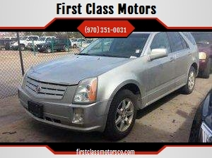 2006 Cadillac SRX for sale at First Class Motors in Greeley CO