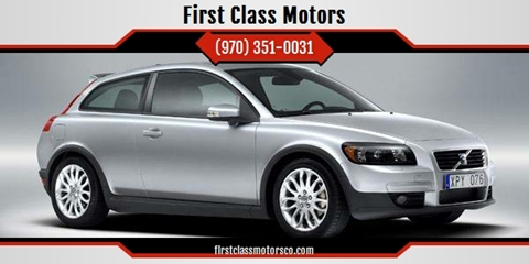 2010 Volvo C30 for sale at First Class Motors in Greeley CO