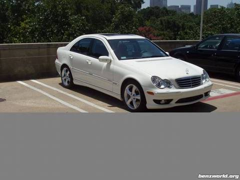 2004 Mercedes-Benz C-Class for sale at First Class Motors in Greeley CO