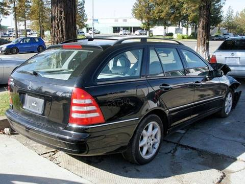 2003 Mercedes-Benz C-Class for sale at First Class Motors in Greeley CO