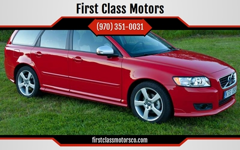 2005 Volvo V50 for sale at First Class Motors in Greeley CO
