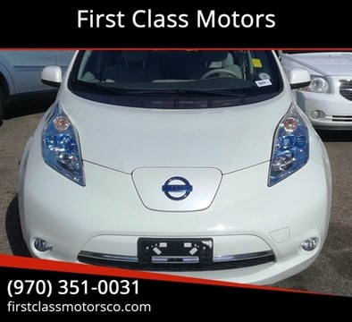 Car Dealerships In Greeley Co >> First Class Motors Car Dealer In Greeley Co