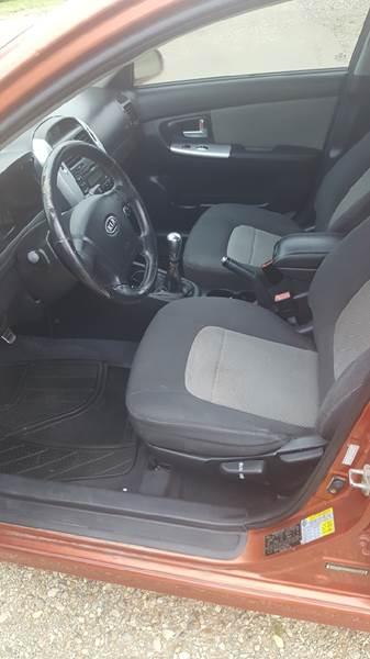 2007 Kia Spectra SX 4dr Sedan (2L I4 5M) - Hot Springs AR
