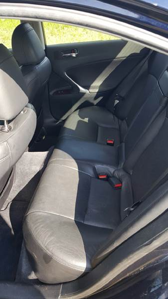 2007 Lexus IS 250 AWD 4dr Sedan (2.5L V6 6A) - Hot Springs AR