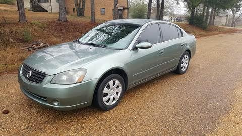 2006 Nissan Altima for sale in Hot Springs, AR