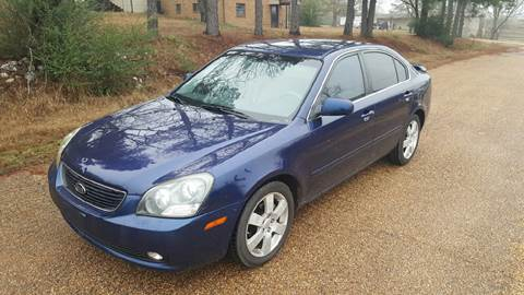 2007 Kia Optima for sale in Hot Springs, AR
