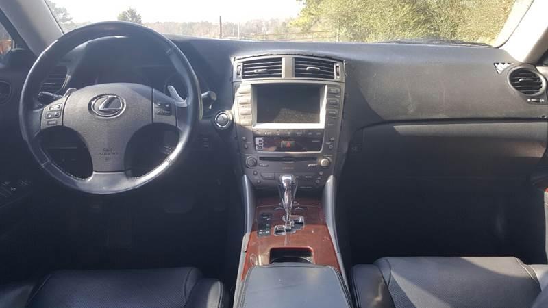2007 Lexus IS 350 4dr Sedan - Hot Springs AR