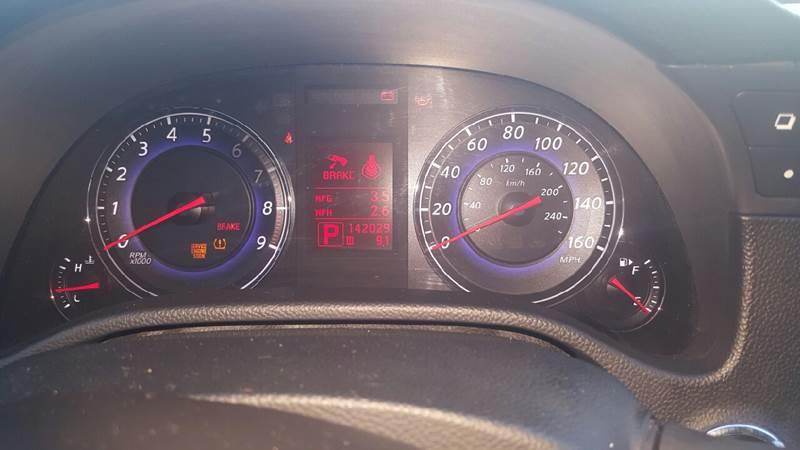 2008 Infiniti G35 Journey 4dr Sedan - Hot Springs AR