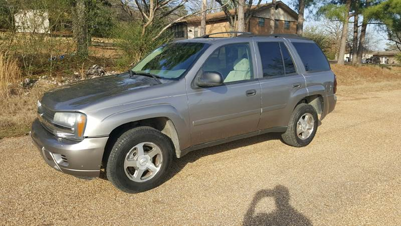 2007 Chevrolet TrailBlazer LS 4dr SUV 4WD - Hot Springs AR