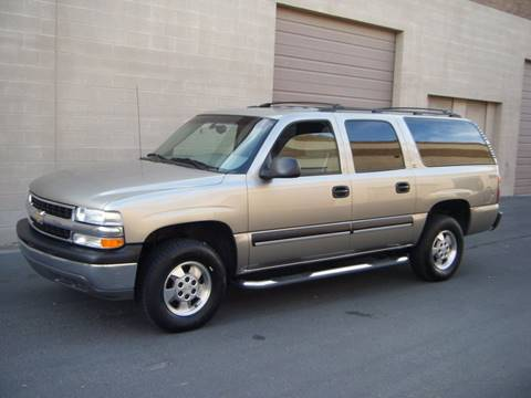 2001 Chevrolet Suburban for sale in Phoenix, AZ