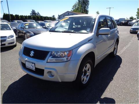 2007 Suzuki Grand Vitara for sale in Lakewood, WA
