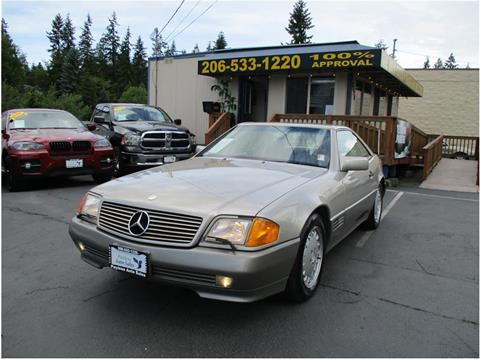 1992 Mercedes-Benz 500-Class for sale in Lakewood, WA