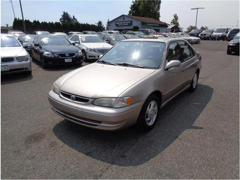 1998 Toyota Corolla for sale in Lakewood, WA