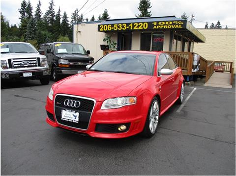 2007 Audi RS 4 for sale in Lakewood, WA