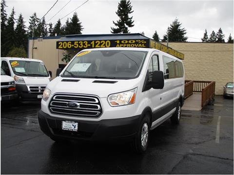 2015 Ford Transit Wagon for sale in Lakewood, WA