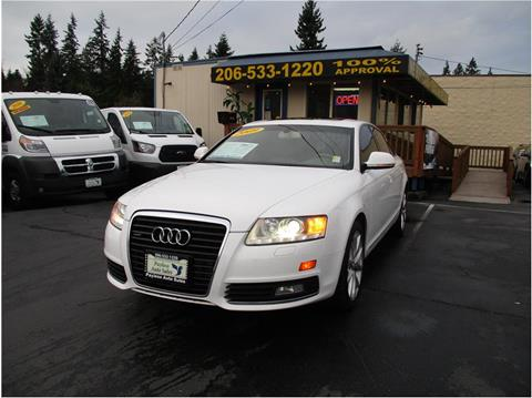 2009 Audi A6 for sale in Lakewood, WA