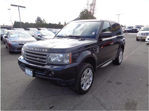 2006 Land Rover Range Rover Sport for sale in Lakewood, WA