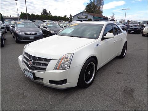 2008 Cadillac CTS for sale in Lakewood, WA