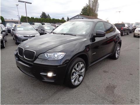 2011 BMW X6 for sale in Lakewood, WA