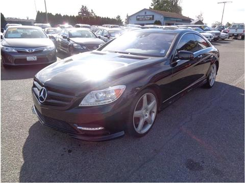 2012 Mercedes-Benz CL-Class for sale in Lakewood, WA