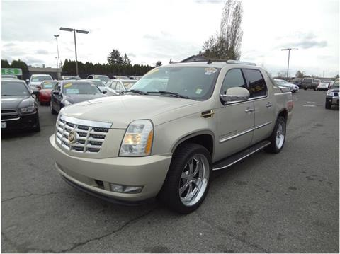2007 Cadillac Escalade EXT for sale in Lakewood, WA