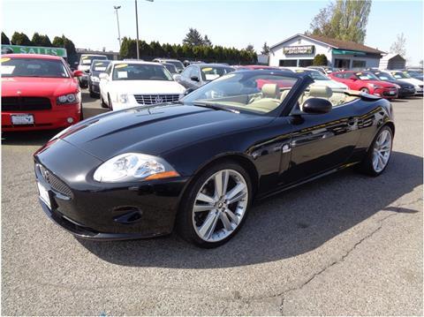 Marvelous 2008 Jaguar XK Series For Sale In Lakewood, WA