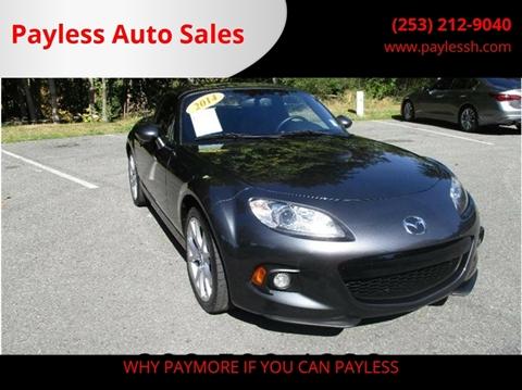 2014 Mazda MX-5 Miata for sale in Lakewood, WA