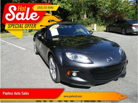 2014 Mazda MX-5 Miata for sale in Lakewood, WA