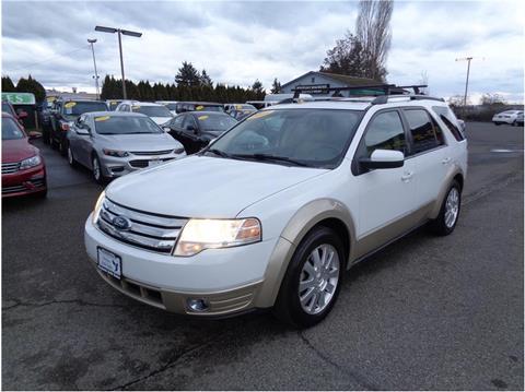 2008 Ford Taurus X for sale in Lakewood, WA