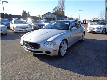 2008 Maserati Quattroporte for sale in Lakewood, WA