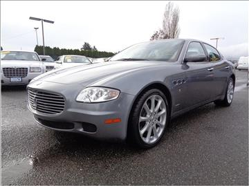 2006 Maserati Quattroporte for sale in Lakewood, WA