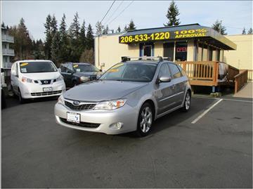 2008 Subaru Impreza for sale in Lakewood, WA
