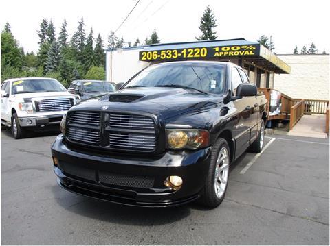 2005 Dodge Ram Pickup 1500 SRT-10 for sale in Lakewood, WA
